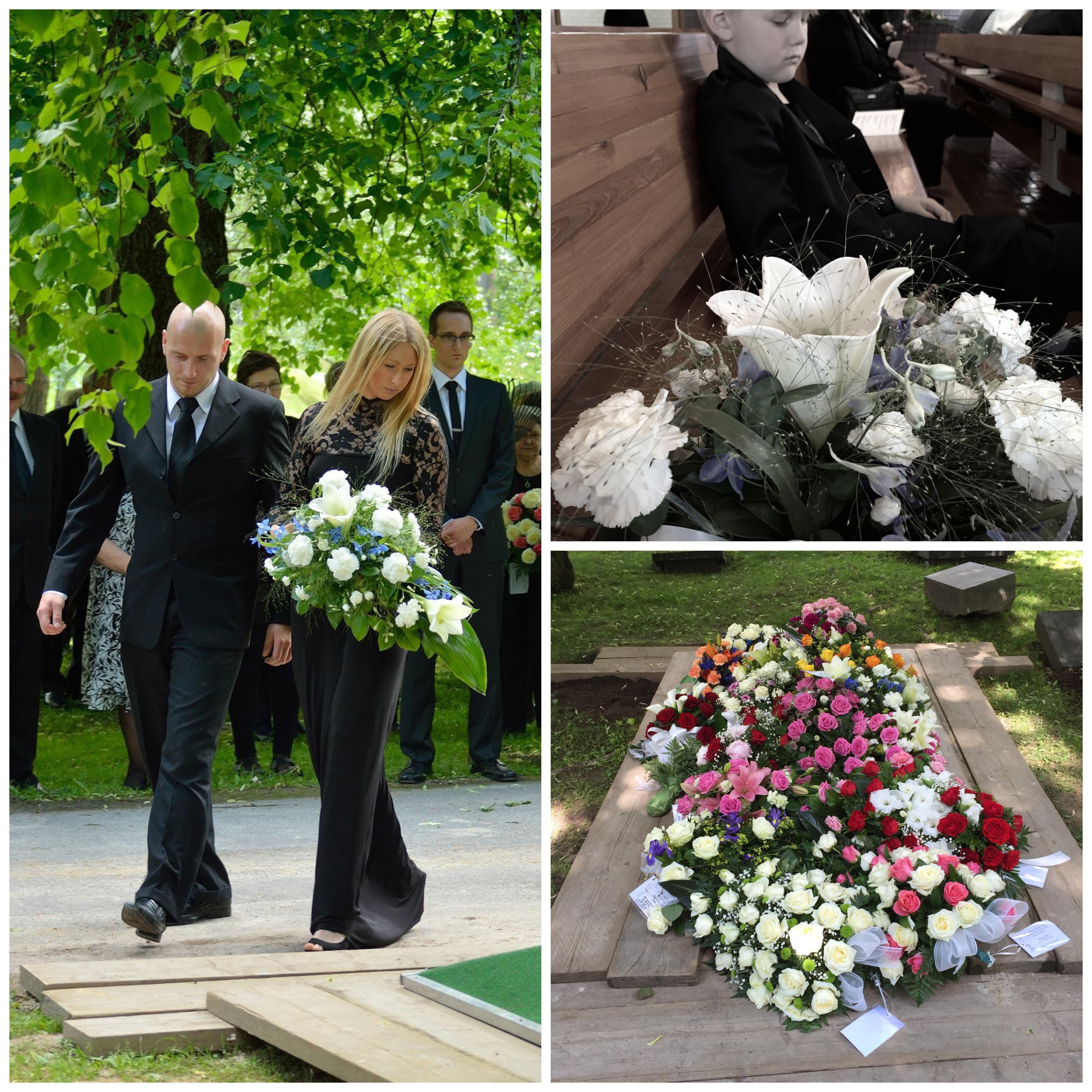 Mekko Hautajaisiin